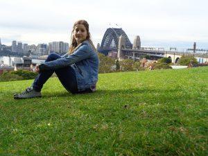 Sandra en Sydney