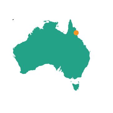 Cairns - Map