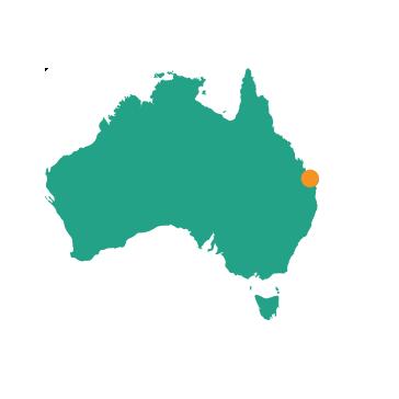 Noosa Heads - Map
