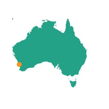 Perth - Map