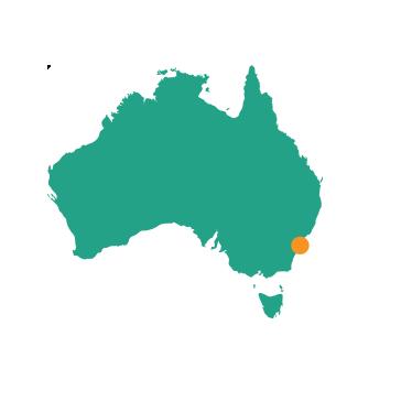 Sydney - Map