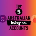 Top 5 Australian Instagram accounts