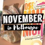 The 6 events you can't miss out this November in Melbourne