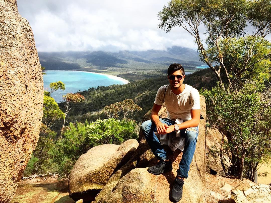 Demetris in Australia