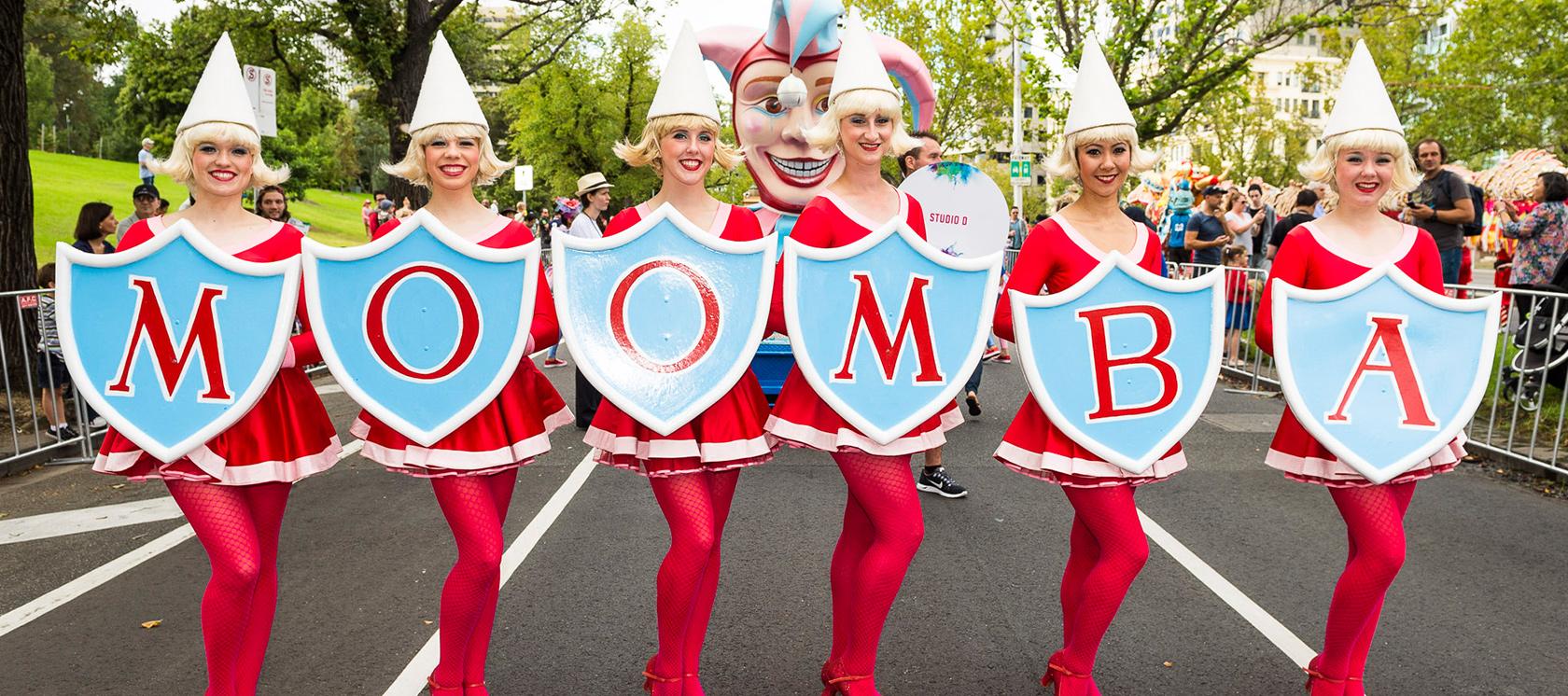 Moomba festival melbourne